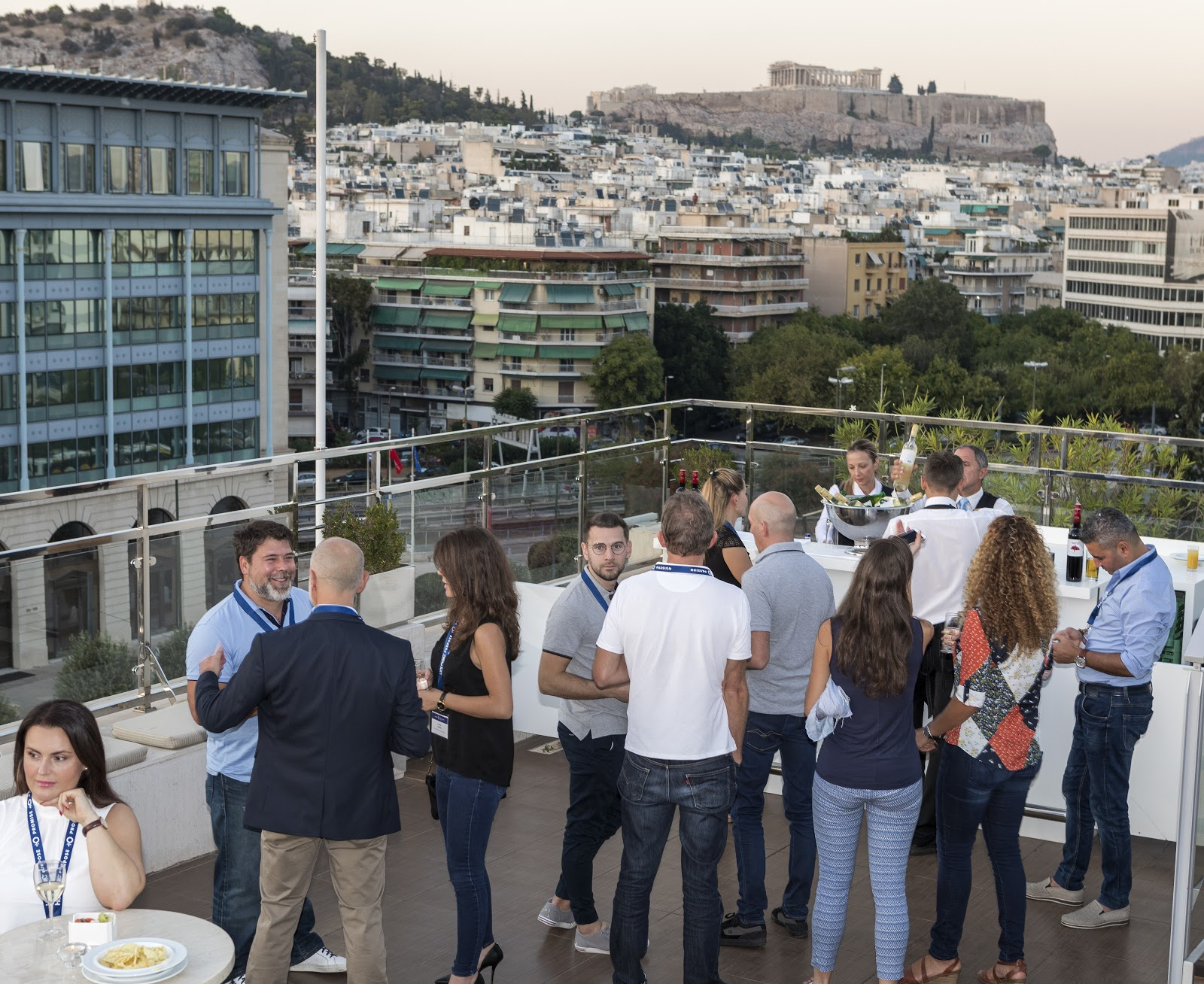 Top 10 Ideas for Outdoor Corporate Events